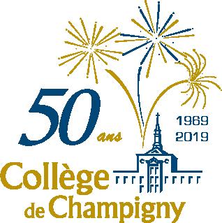 Logo 50e Champigny
