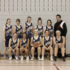 Équipe de basketball juvénile féminin