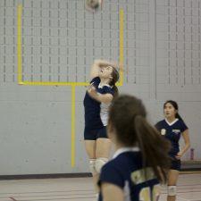 Match de Volleyball