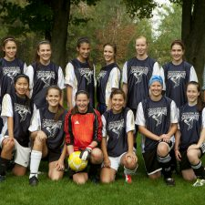 Soccer juvenile féminin