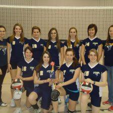 Volleyball cadet féminin