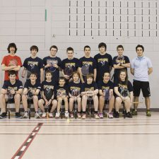 Équipe de Badminton